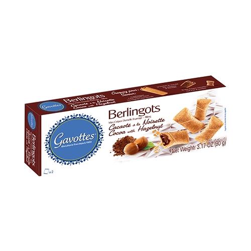 berlingot cacao noisette