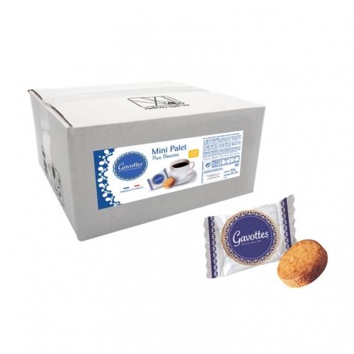 Carton vrac mini palets pur beurre