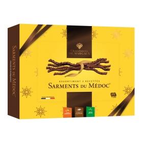Coffret assortiment de 3 étuis de Sarments du Médoc®