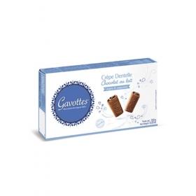 Crêpes Dentelle au Chocolat au Lait
