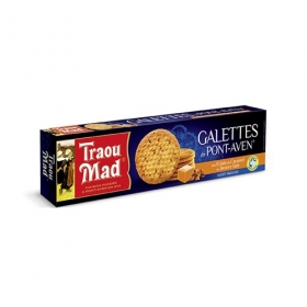 Galette de Pont-Aven aux éclats de caramel