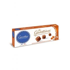 Gavottines au Chocolat au Lait et Caramel