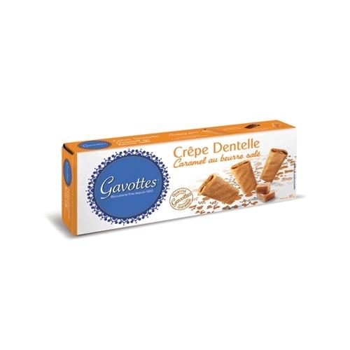 Crêpes Dentelleau Caramel au Beurre Salé