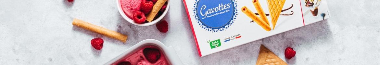 Biscuits fins